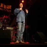 Dan Whitehurst on stage